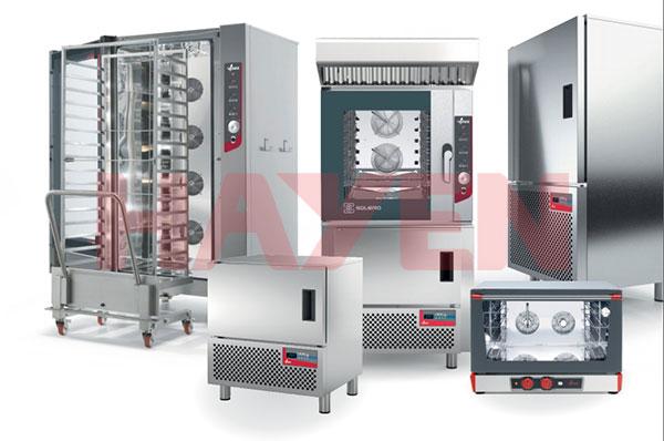 Tiết kiệm, an toàn, tăng hiệu quả công việc với Tủ làm lạnh/làm đông siêu tốc – Blast chiller/ Freezer KODIAK Venix