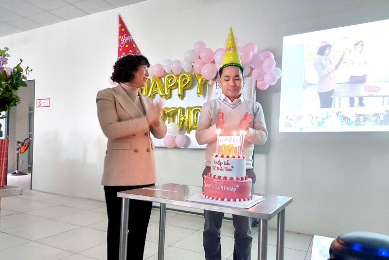Tập đoàn Hà Yến tổ chức chuỗi tiệc mừng sinh nhật thứ 27 tại 4 công ty