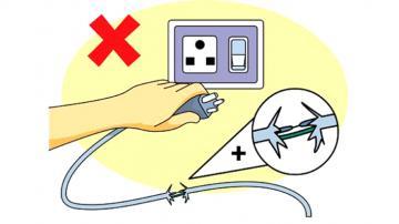 Các biện pháp an toàn khi sử dụng điện