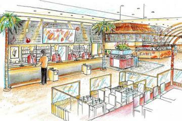 Mọi điều cần biết khi thiết kế một khu bếp nhà hàng, khách sạn, canteen (Phần 2)