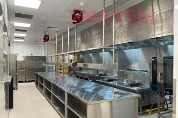 Những quy tắc vàng trong an toàn vệ sinh thực phẩm của khu bếp công nghiệp (Phần 2)