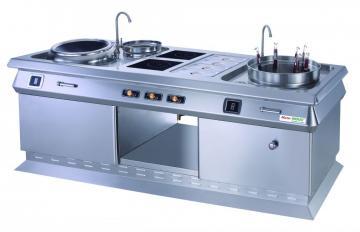 Ứng dụng công nghệ điện từ vào thiết bị bếp