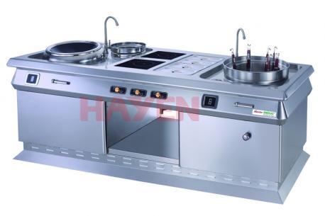 Bếp điện từ Hà Yến – Chiến binh siêu tốc độ trong các khu bếp công nghiệp.