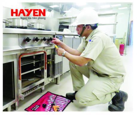 Sửa chữa van bếp gas công nghiệp nhanh chóng, hiệu quả 14/02/2019