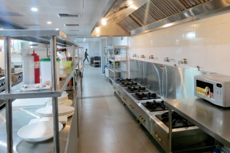 Dự án bếp công nghiệp khách sạn The Reed Ninh Bình