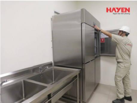 Nguyên nhân dẫn đến hiện tượng tủ lạnh, tủ mát, tủ đông công nghiệp không lạnh
