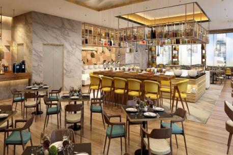 Dự án bếp khách sạn đạt chuẩn 5 sao quốc tế - Glow Mabelle Đà Nẵng