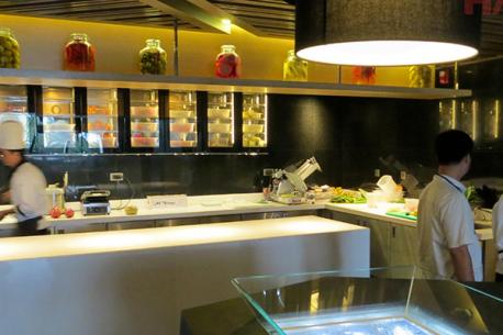 Hệ thống bếp ăn công nghiệp hiện đại tại dự án khách sạn InterContinental Nha Trang