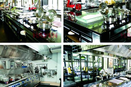 Hệ thống bếp và giặt là công nghiệp tại dự án InterContinental Danang Sun Peninsula Resort