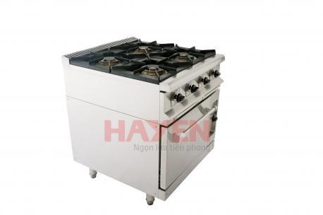 Hướng dẫn bảo trì sửa chữa bếp âu 4 họng trong bếp ăn công nghiệp