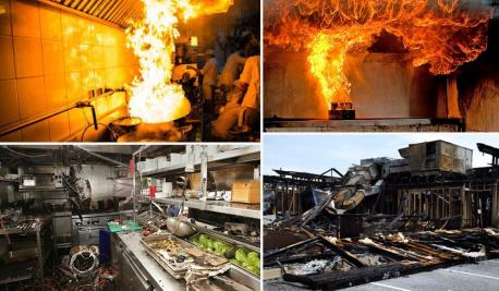 Nguyên nhân chủ yếu gây ra cháy nổ trong bếp ăn công nghiệp và cách phòng chống