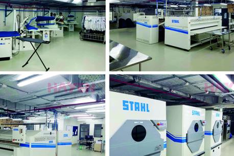 Hệ thống giặt là công nghiệp dự án khu nghỉ dưỡng Jw Marriott Phú Quốc Emeral Bay