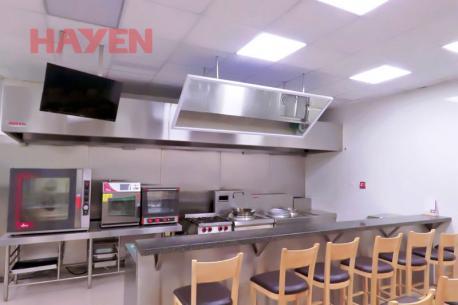 Live Kitchen Hà Yến – Trải nghiệm khu bếp mẫu hiện đại của nhà hàng, khách sạn cao cấp