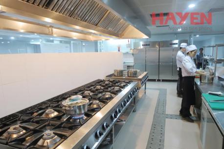 Nhà hàng giảm mạnh chi phí bằng cách chuyển đổi nhiêt năng dư thừa trong bếp.
