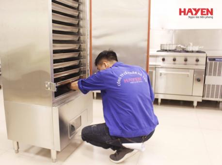 Hướng dẫn cách thay thế Gioăng tủ cơm công nghiệp tại nhà đơn giản