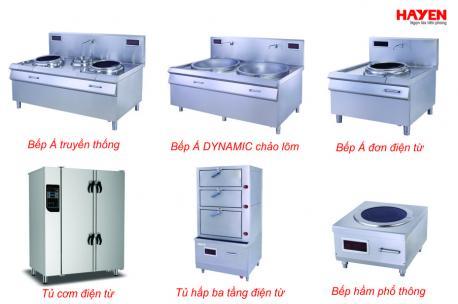 Các thiết bị bếp từ dùng cho nhà hàng đang được ưa chuộng trên thị trường