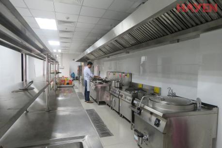 Những quy tắc vàng trong an toàn vệ sinh thực phẩm của khu bếp công nghiệp (Phần 1)