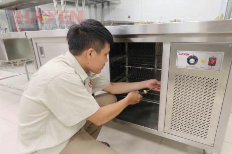 Những lỗi thường gặp và cách sửa chữa tủ sấy bát đĩa và diệt khuẩn
