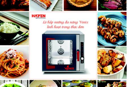Top các thiết bị bếp giúp nhà hàng, khách sạn giảm lao động và tăng năng suất