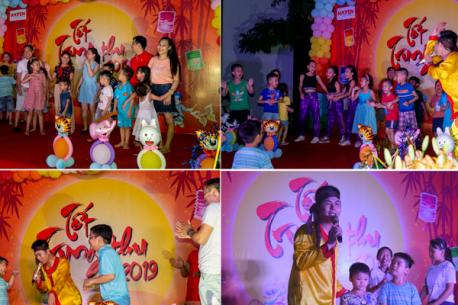 Hà Yến tổ chức đêm hội trung thu 2019 cho các bé con em cán bộ công nhân viên trong công ty.
