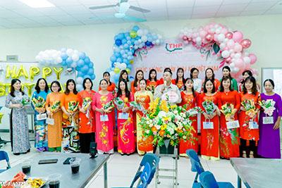 Chuỗi hoạt động tổ chức 20/10 của các công ty trong tập đoàn Hà Yến.