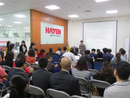 Công ty Hà Yến đã tổ chức thành công hội thảo Balanced Scorecards (BSC)