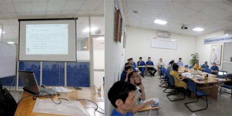 Hà Yến tổ chức chương trình huấn luyện an toàn lao động năm 2019 cho các CBCNV