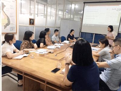 Hà Yến khai giảng các khóa đào tạo nội bộ của Tập đoàn dành cho đội ngũ cán bộ nguồn và nhân sự chủ chốt.