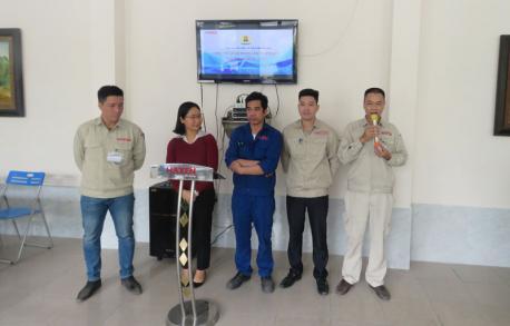 Hà Yến tổ chức thành công Đại hội Công Đoàn nhiệm kỳ 2017-2022