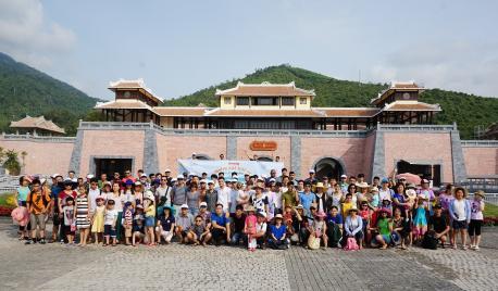 Công ty Hà Yến tổ chức du lịch hè Đà Nẵng 2016