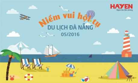 Chương trình du lịch hè Đà Nẵng 2016