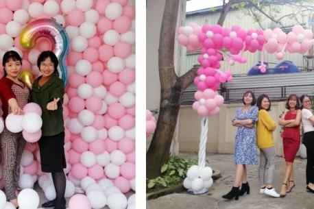 Hà Yến - Tháng 3 rộn ràng với ngày Quốc tế phụ nữ kết hợp sinh nhật tháng