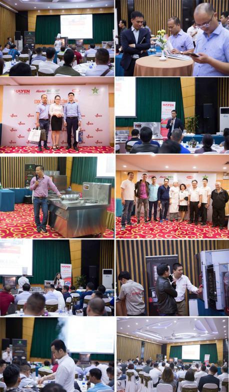 Hà Yến tổ chức thành công chương trình hội thảo tại Hà Nội
