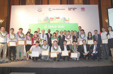 Hà Yến vinh dự là một trong 17 đơn vị Việt xuất sắc nhất trong lĩnh vực ứng phó với biến đổi khí hậu