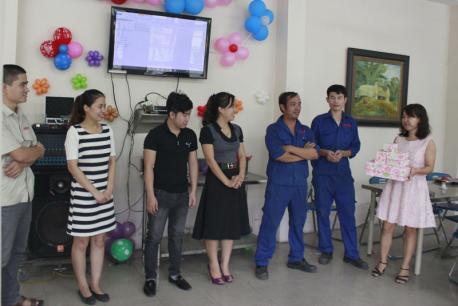 Bữa tiệc nội bộ ấm áp tháng 9 tại nhà máy Hà Yến