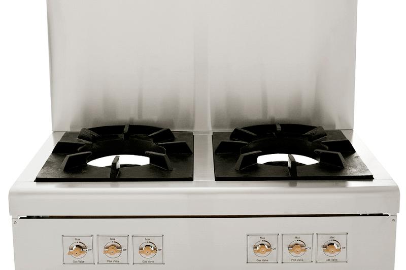 Bếp Thấp Đôi