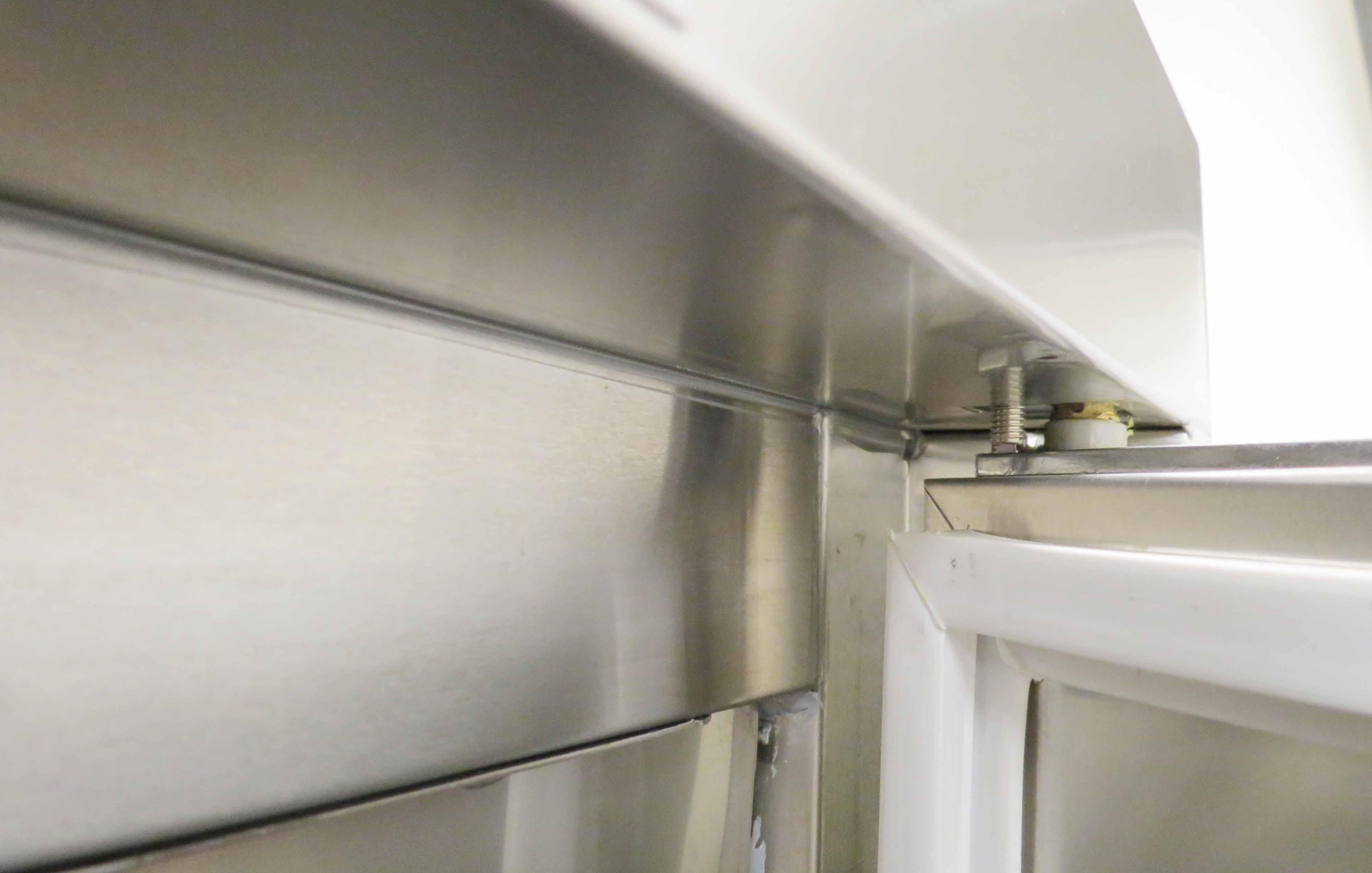 Tủ giữ lạnh thức ăn đơn