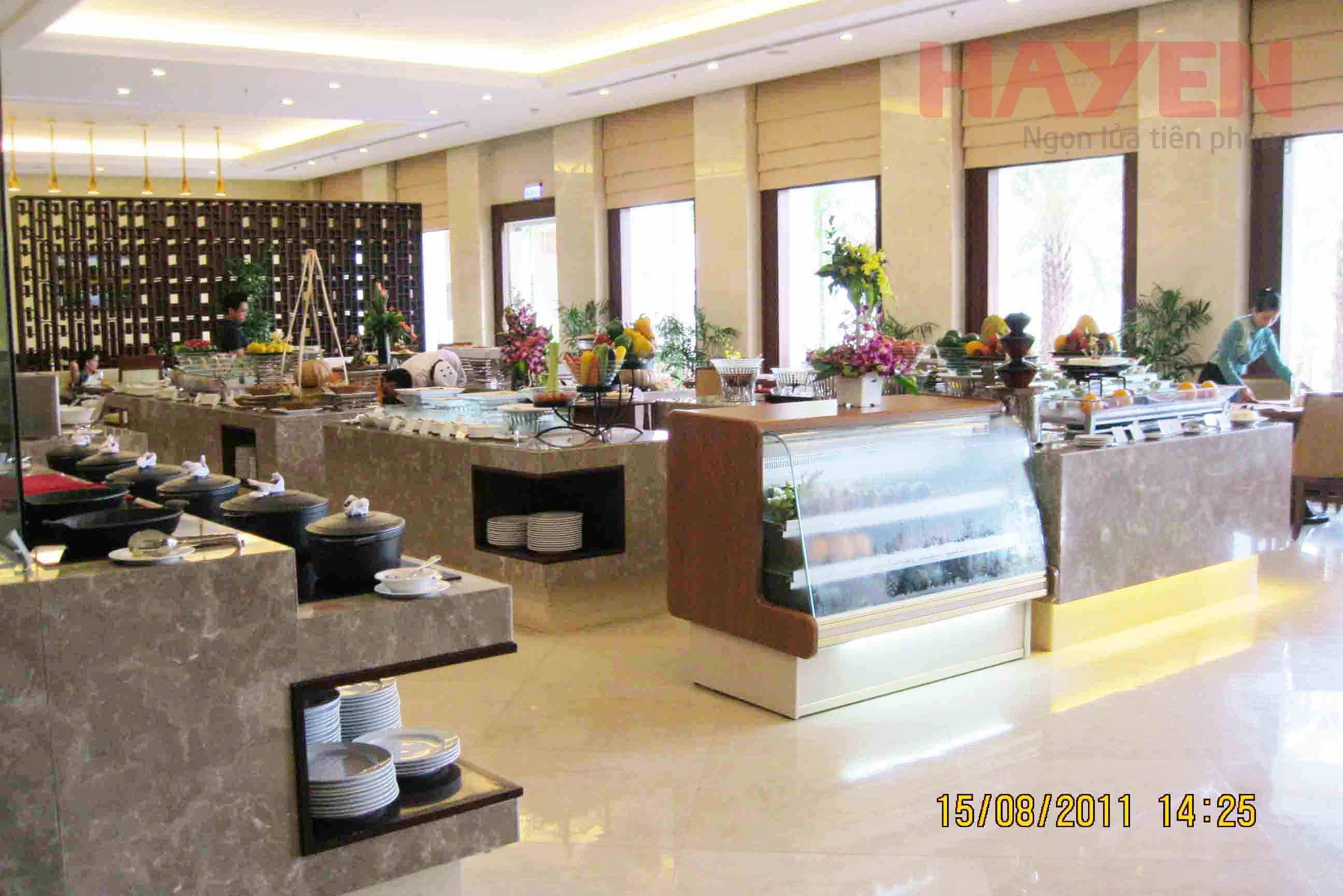 Khu nghỉ dưỡng Vinpearl Bãi dài Nha Trang