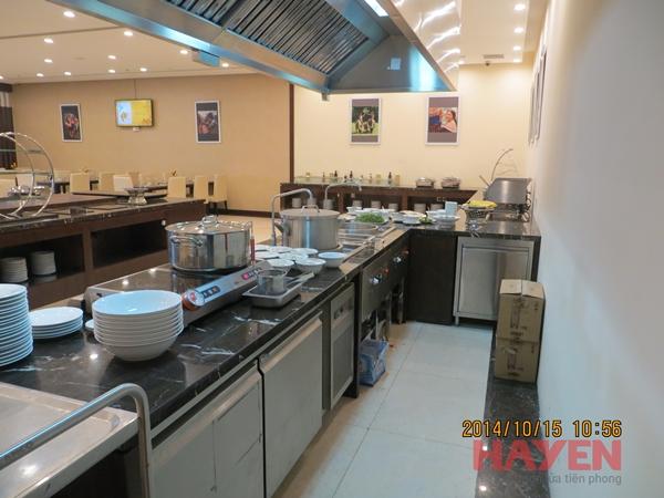 Khách sạn Aristo - Lào Cai