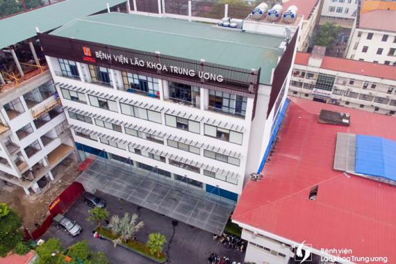 Bệnh viện Lão Khoa