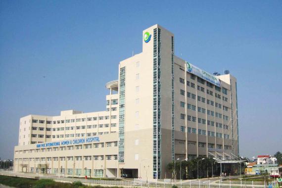 Bệnh viện Quốc tế Hạnh Phúc Bình Dương