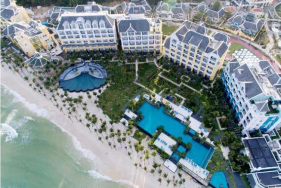 Khu nghỉ dưỡng JW Marriott Phú Quốc