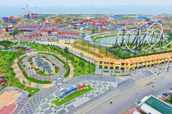 Công viên đại dương Hạ Long Complex Quảng Ninh