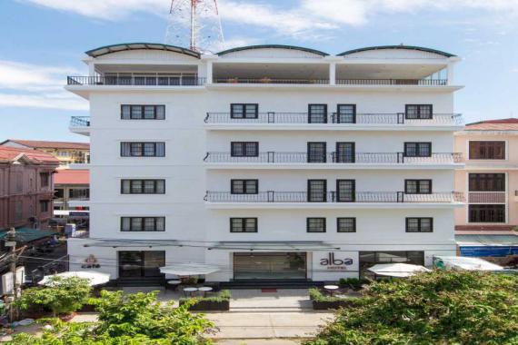 Khách sạn Alba Spa Huế