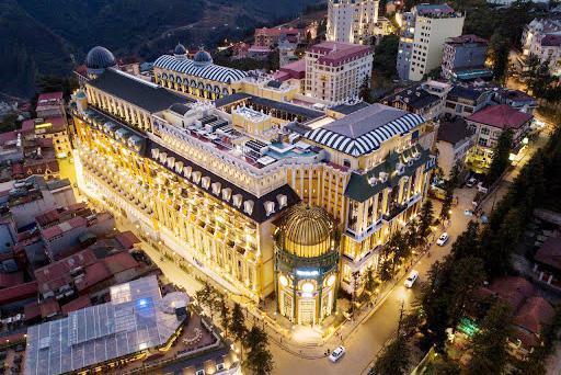 Khách sạn de la Coupole - MGallery by Sofitel Sapa