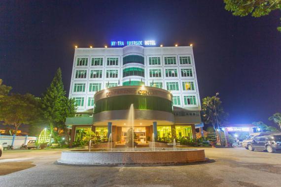 Khách sạn Mỹ Trà Riverside Quảng Ngãi