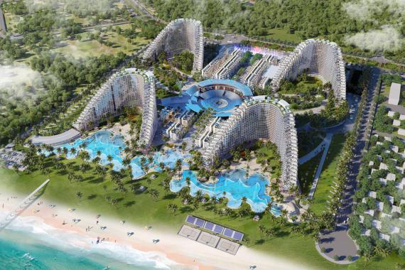 Khu nghỉ dưỡng Arena Nha Trang