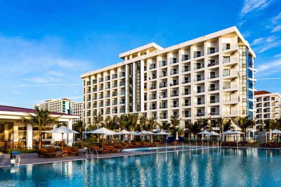 Khu nghỉ dưỡng Dessole Sea Lion Beach Cam Ranh