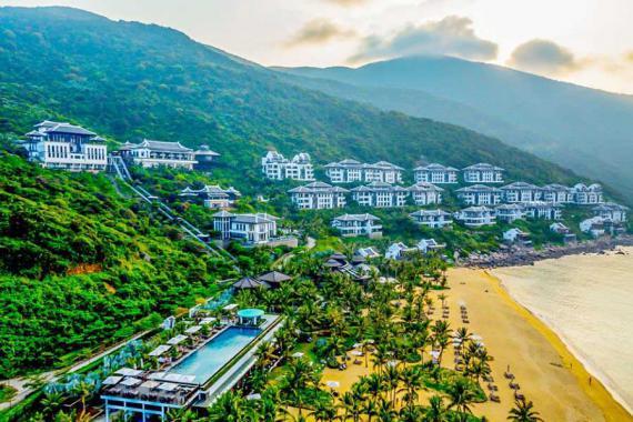 Khu nghỉ dưỡng InterContinental Sun Đà Nẵng Peninsula