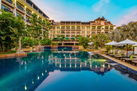 Khu nghỉ dưỡng The Angkor Century